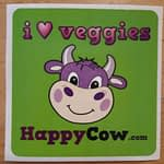 Sticker HappyCow