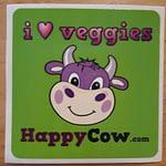 Sticker HappyCow