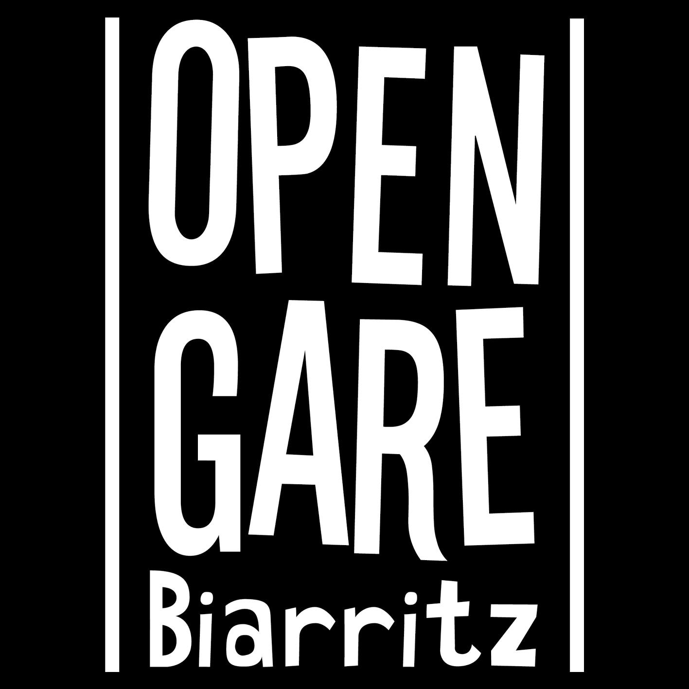 Logo Open Gare Biarritz