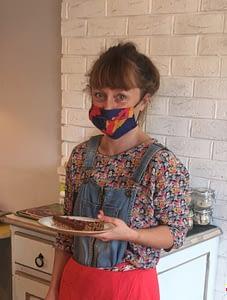 Portrait de Charlotte, la cuisinière
