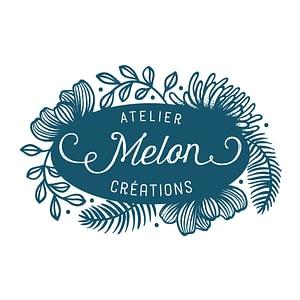 Logo Melon créations